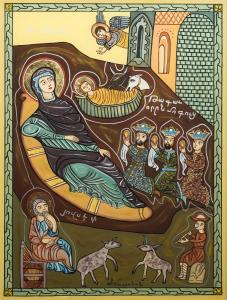 The Nativity 40X30